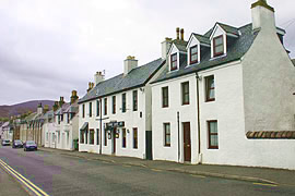 Ullapool Flat - self catering accommodation Ullapool